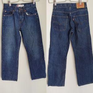 LEVI 550 Jeans in  Boys size 12 Slim